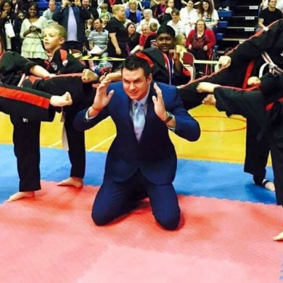 Matt Fiddes British Championships