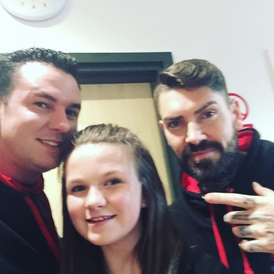 Matt Fiddes Madison Fiddes Shane Lynch