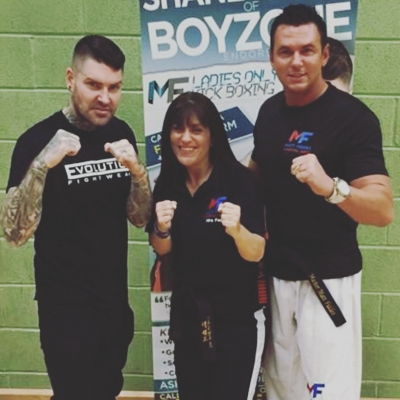Matt Fiddes Shane Lynch