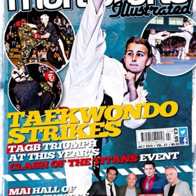 Matt Fiddes cover star Hall of Fame