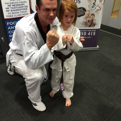 Matt Fiddes visits Newbury